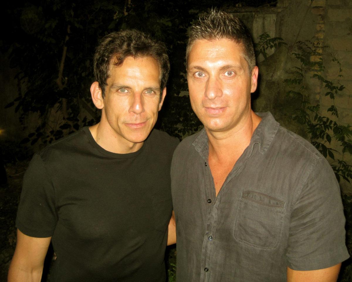 Cristiano And Ben gialla