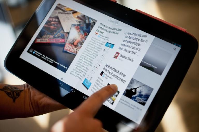 Dcm, Dal giornalismo al Digital content management
