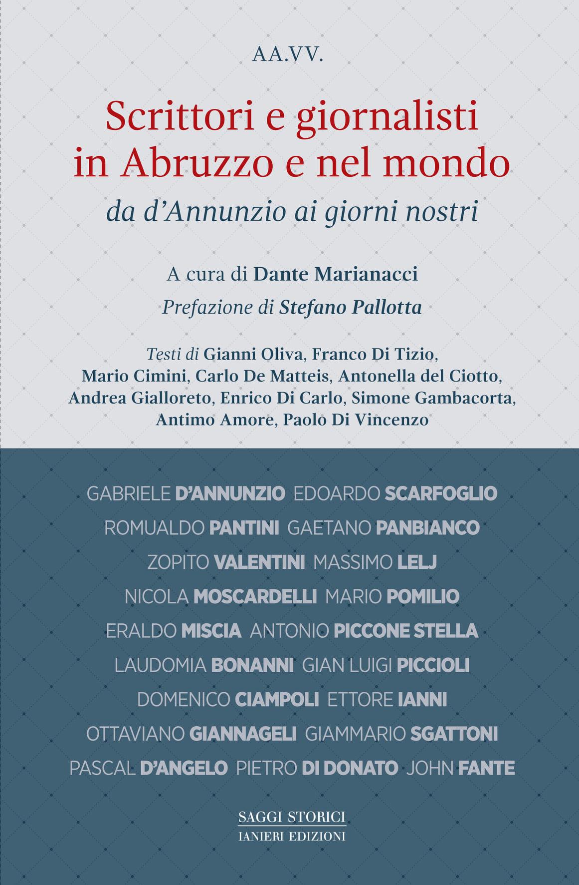 Scrittori e giornalisti in Abruzzo e nel mondo