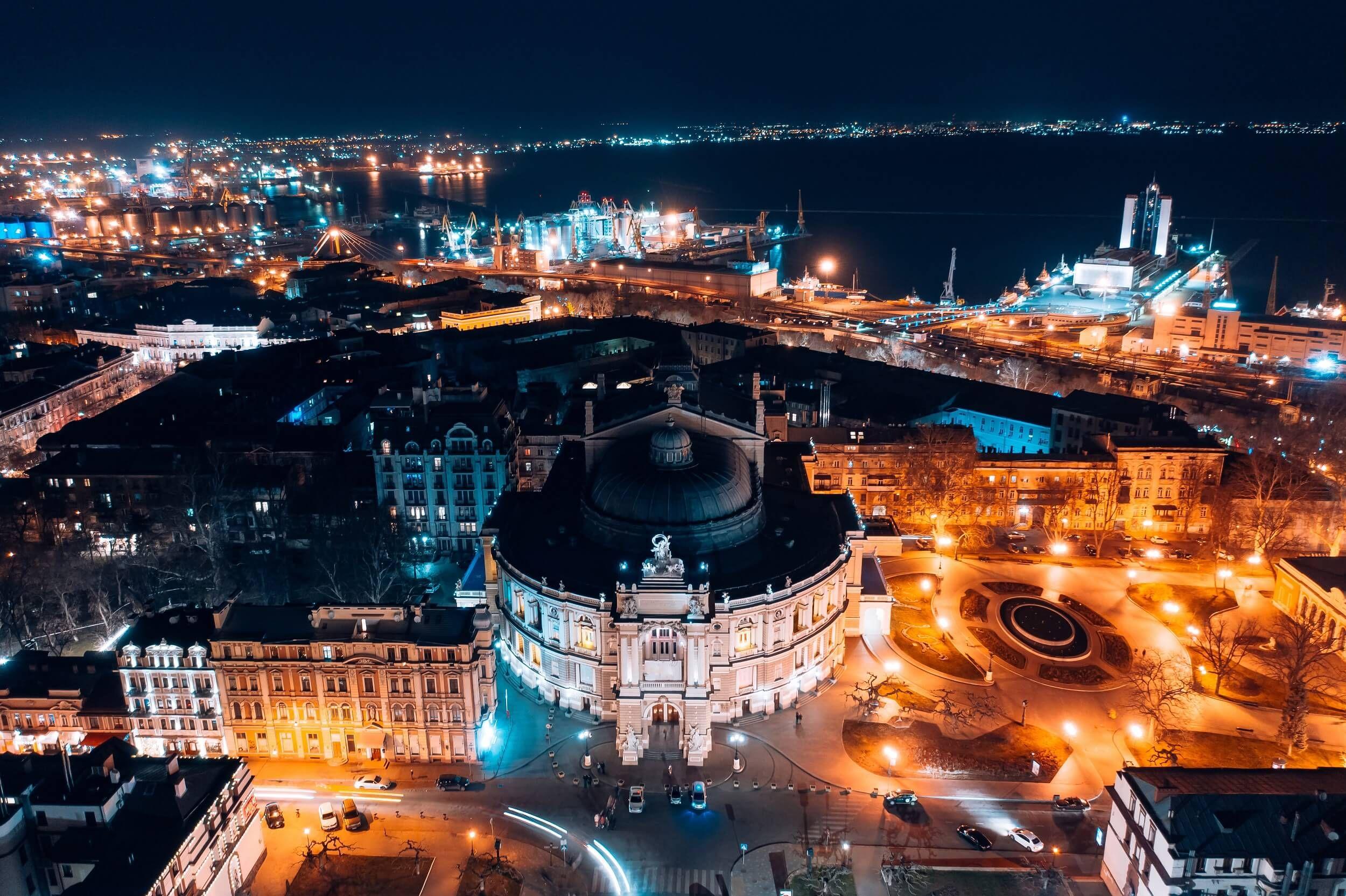 Destinazione Ucraina: meta d'Europa