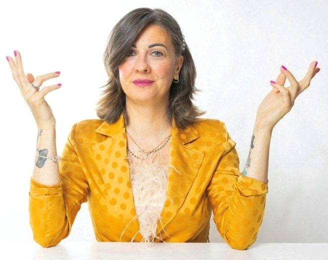 Vivere con l'accento di Manuela Galliè
