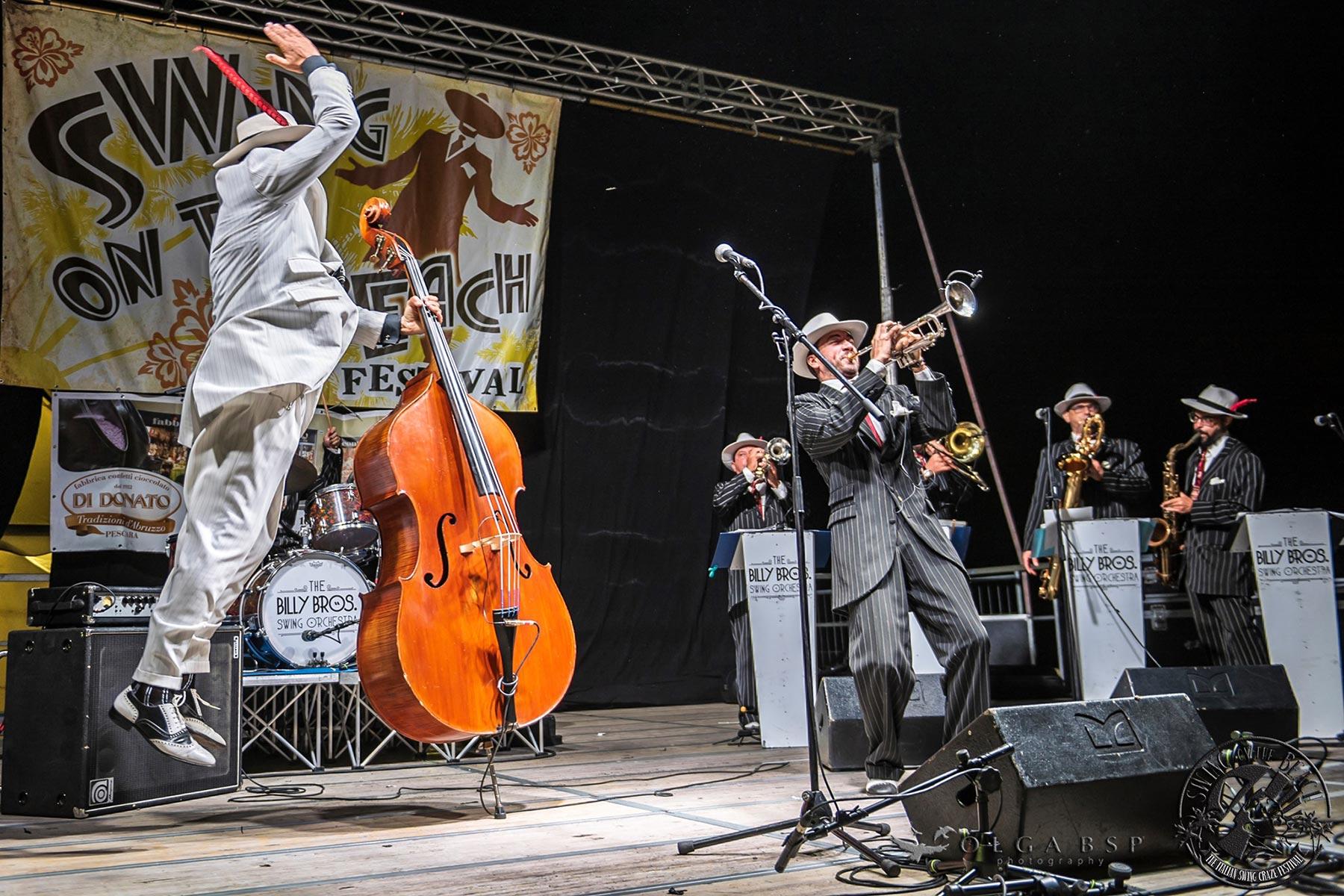 Pescara regina della Swing-mania